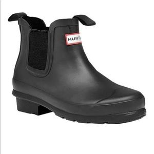 Hunter original Chelsea rainboot